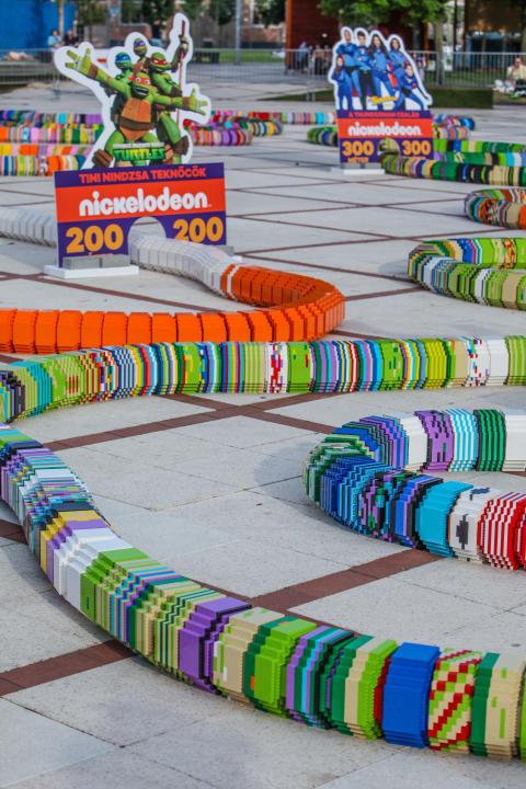 LEGO világrekord