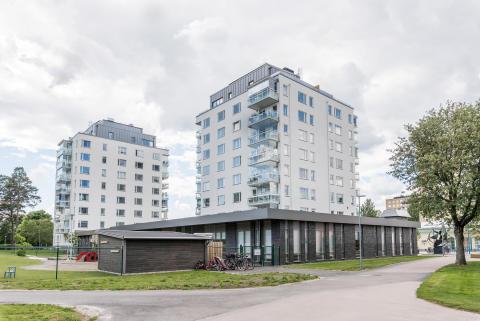 Rörliga lån ökar bland Stockholms bostadsrättsföreningar