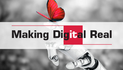 Making Digital Real - itelligence Nordic Conference Stockholm 2018