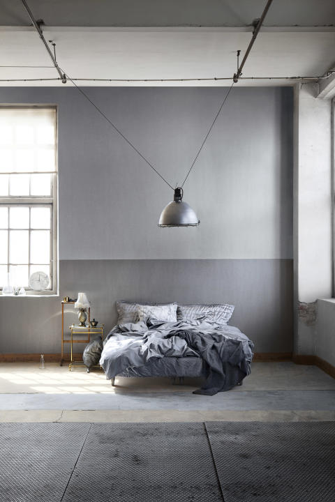 Eco Mix Metallic - Stone Grey and Silver Grey