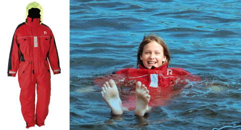 Bild med länk till pressrelease Coastline – en flytdräkt att lita på!