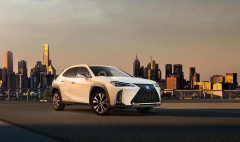 Ny horisont for Lexus