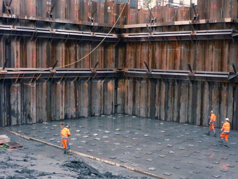 Geoteknisk bransje tar tak – lager etterlengtet Byggegropveiledning