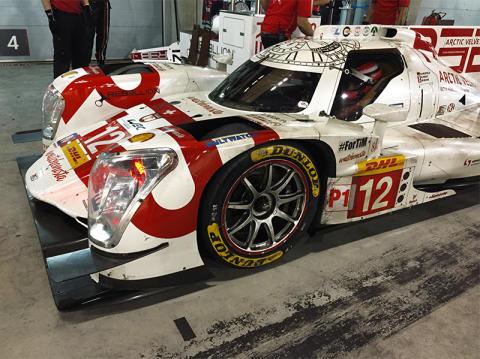 Rebellion Racing har valgt Dunlop som dækpartner til FIA World Endurance Championship