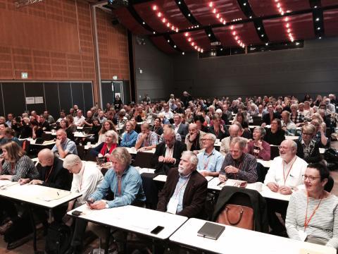 Konferensen Den nordiske treby i Trondheim