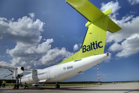 airBaltic lanserar rutten Riga - Göteborg