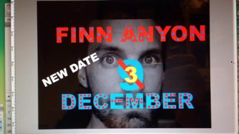 New Date – Finn Antons kandidatutställning på Konstfack