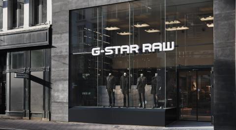 G-Star Raw förvärar 17 mono-brand butiker