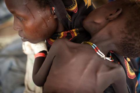 Katastrofläge i Sydsudan: Läkare Utan Gränser vädjar om pengar