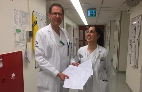 Processen för tillsättning av sjukhuschef på Centralsjukhuset Kristianstad tas om