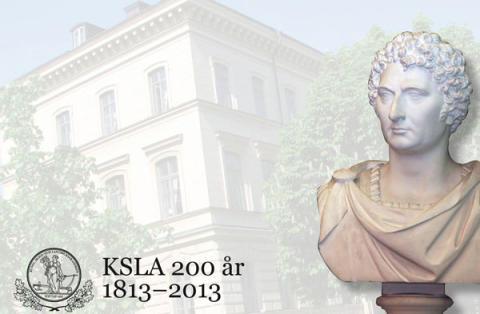 KSLA 200 år – Öppet hus!