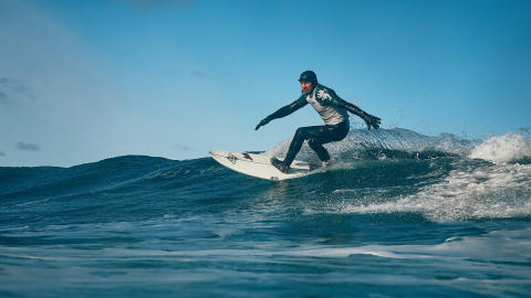 Funding helps put event on crest of a wave