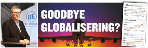 GOODBYE GLOBALISERING?