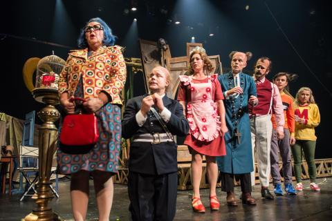 """Barnteatern """"LasseMaja och Hamletmysteriet"""" klar för Sverigeturné  –  premiär i Linköping 7 september!"""