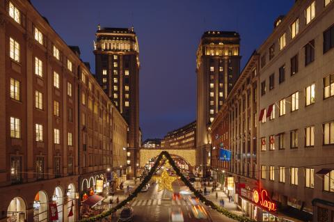 """Stockholms Handelskammare och City i Samverkan bjuder in till seminariet """"Så skapar vi en av Europas bästa juldestinationer"""""""