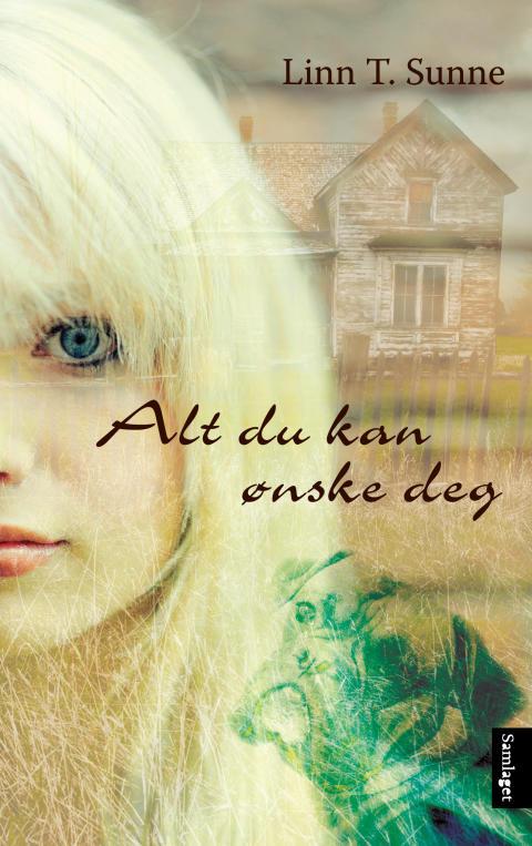 "Linn T. Sunne aktuell med ny ungdomsroman: ""Alt du kan ønske deg"""