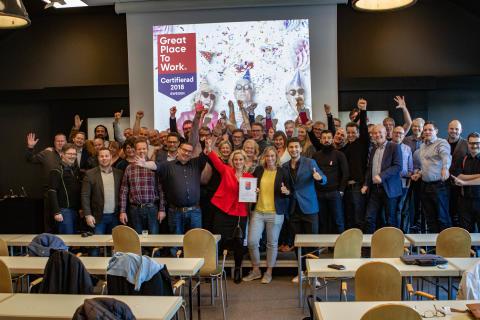 Tillsammans skapar vi framgång och en fantastisk arbetsplats! av Elin Nilsson operativt ansvarig Castra