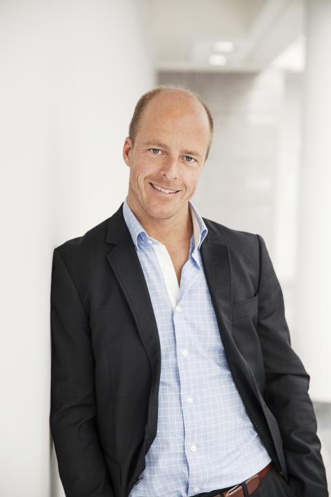 Administrerende direktør i Midsona Norge AS, Christoffer Mørck