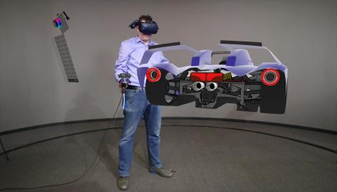A Gravity Sketch új eszközével a Ford tervezői a vevők igényeinek tökéletesen megfelelő autókat alkothatnak