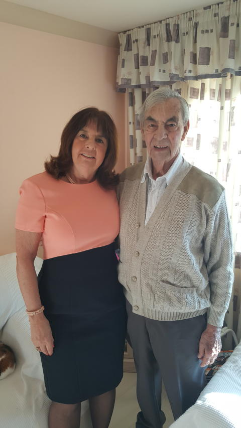 Islington stroke survivor urges people to act FAST