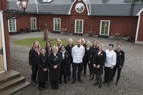 Grythyttans Gästgivaregård och Loka Brunn är nu miljöcertifierade enligt ISO 14001