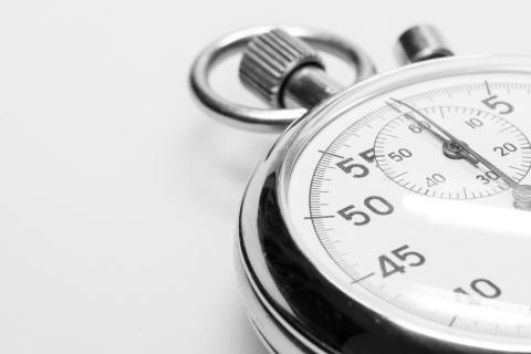 Our deep misunderstanding of time in preparedness planning