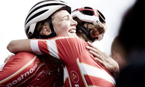Dansk cykelsucces er fællesskabets triumf