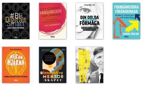 Kommande nyheter från bokförlaget Roos & Tegnér