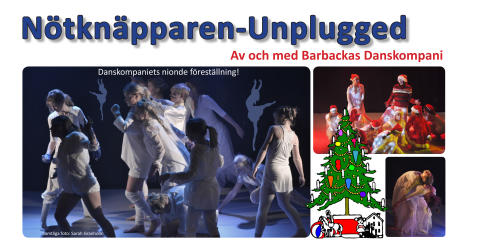 Premiär för Nötknäpparen-Unplugged!
