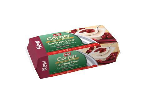 Müller Corner Lactose Free Cherry
