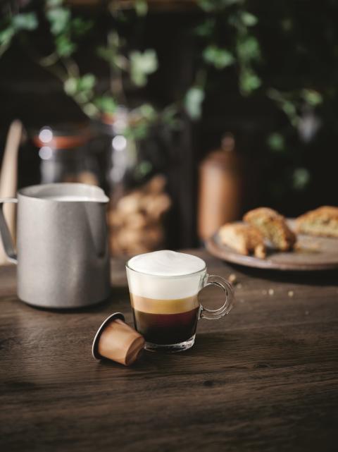 Barista Espresso Macchiato