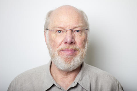 Anders Rosén, professor emeritus vid Linköpings universitet