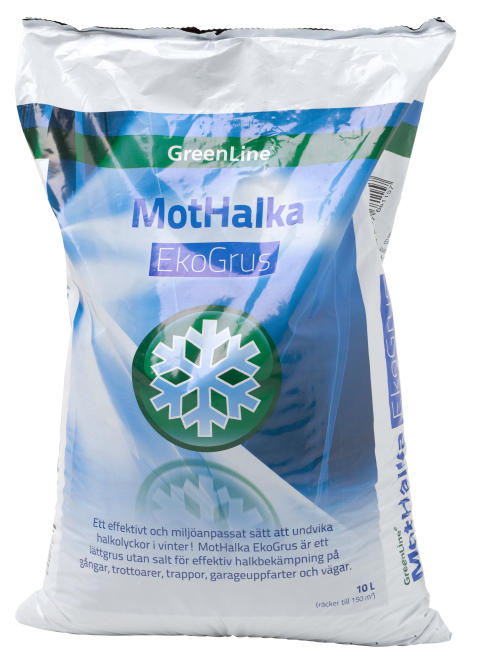 MotHalka EkoGrus 10 l