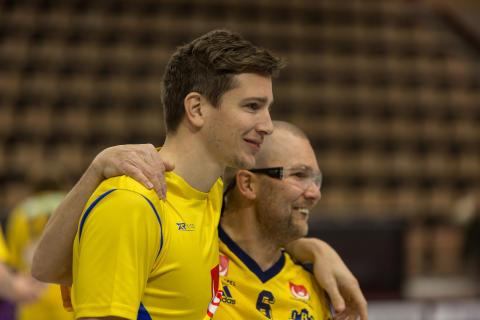 Mattias Samuelsson och John Sandström