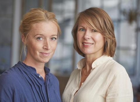 Soft Feelings Emma von Brömssen och Sissa Sundling