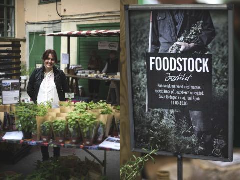 Food stock Jazzköket Östersund