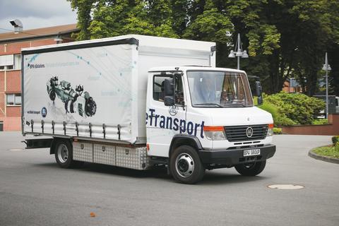 eTransport_© BPW Bergische Achsen KG