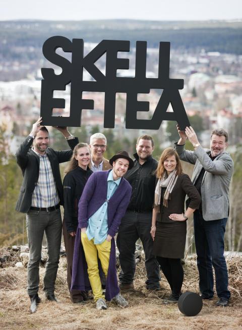 Skellefteå visar på karriärmöjligheter för Chalmersstudenter
