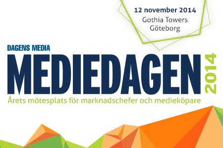 Mediedagen 2014 Göteborg