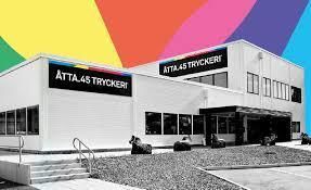 Pressmeddelande ÅTTA45 blir störst då de flyttar in i sina nya lokaler.