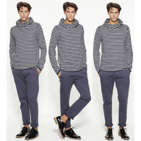 Lookbook JC Jeans & Clothes s/s 2012