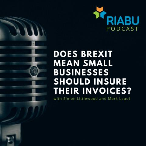 Does Brexit mean small businesses should insure their invoices?