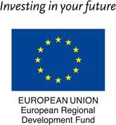 EU ERUF logo