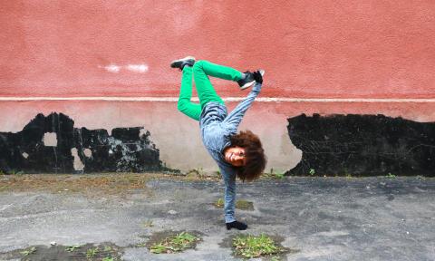 Prova på dans