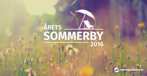 Årets Sommerby 2016 skal kåres