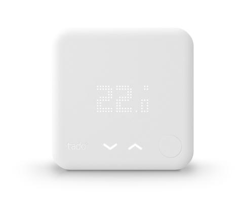 tado° v3 Smart Thermostat with comprehensive platform connectivity