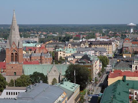 Örebro kommun vill veta vad du tycker!