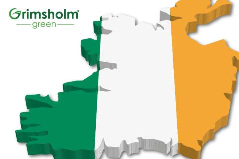Grimsholm Green expanding to Ireland!