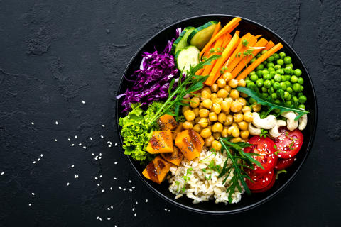 Some good news for the planet as vegans celebrate World Vegan Day, study says greener diet saves water resources