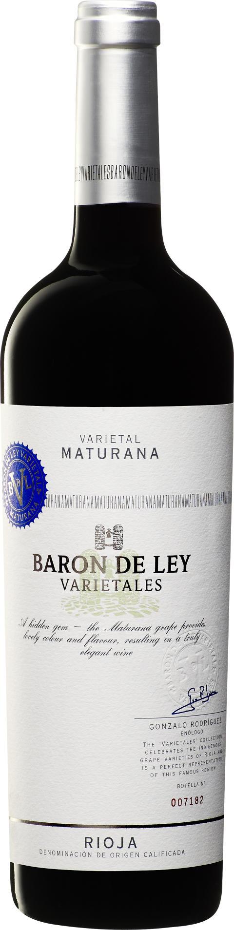 Baron de Ley Varietal Maturana 2009